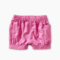 TEA SOLID EASY POCKET SHORTS