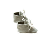 QUINCY MAE ORGANIC BABY BOOTIES