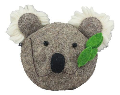 FIONA WALKER FIONA WALKER ENGLAND MINI KOALA HEAD WALL HANGING