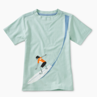 TEA GO BIG GRAPHIC TEE