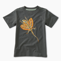 TEA GLIDER LIZARD GRAPHIC TEE