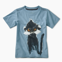 TEA LANGUR GRAPHIC TEE