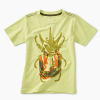 TEA RHINO BEETLE GRAPHIC TEE