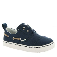 TOMS SHOES PASADENA CANVAS TINY TOMS SNEAKER