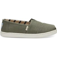 TOMS SHOES HERITAGE CANVAS YOUTH CLASSICS