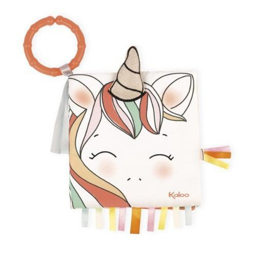 KALOO THE HAPPY UNICORN ACTIVITY BOOK