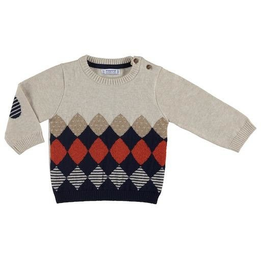 MAYORAL USA HAY SWEATER