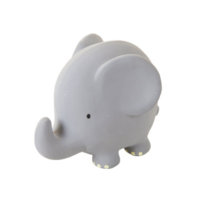 TIKIRI ELEPHANT RATTLE TOY