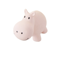 TIKIRI HIPPO RATTLE TOY