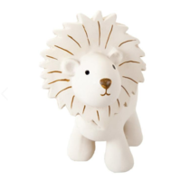 TIKIRI LION RATTLE TOY