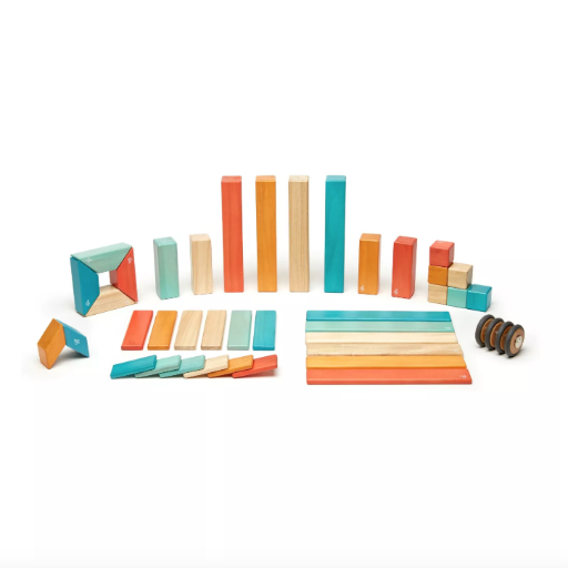 TEGU TEGU SUNSET 42 PIECE SET