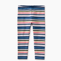 TEA MULTISTRIPE BABY LEGGINGS
