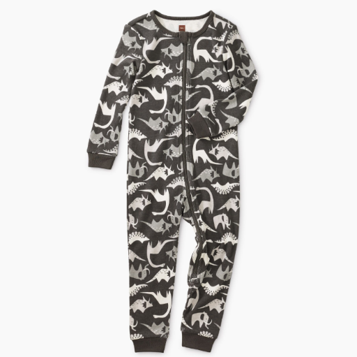 TEA PRINTED BABY PAJAMAS
