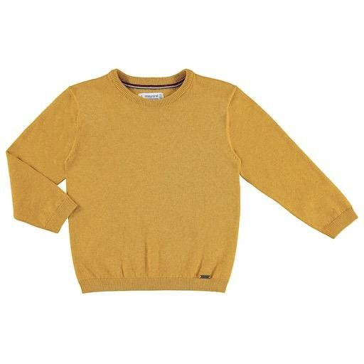 MAYORAL USA BASIC COTTON SWEATER