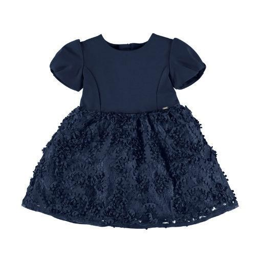 MAYORAL USA FLORAL DRESS