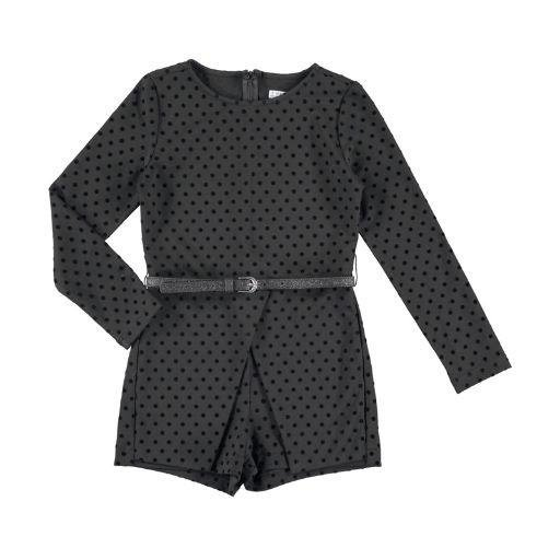 MAYORAL USA POLKA DOT ROMPER