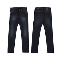 MAYORAL USA SUPER SLIM FIT DENIM PANT