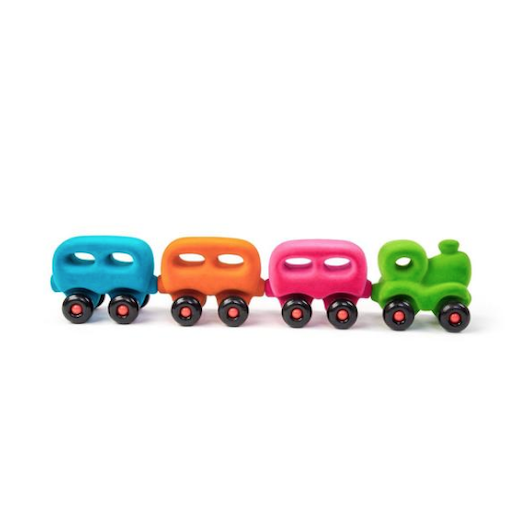 RUBBABU INC. MAGNETIC TRAIN