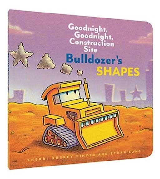 CHRONICLE BOOKS BULLDOZERS SHAPES
