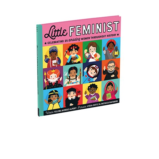 CHRONICLE BOOKS LITTLE FEMINISTS PICTURE BOOK