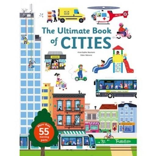 CHRONICLE BOOKS ULTIMATE BOOK OF CITIES