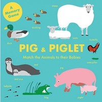 CHRONICLE BOOKS PIG AND PIGLET