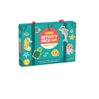 CHRONICLE BOOKS UNDER SEA ACTIVITY PACK TO GO