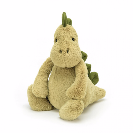 JELLYCAT INC BASHFUL SMALL DINO