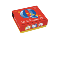 CHRONICLE BOOKS QUICKTIONARY