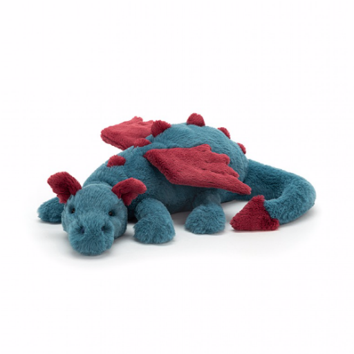 JELLYCAT INC DEXTER DRAGON