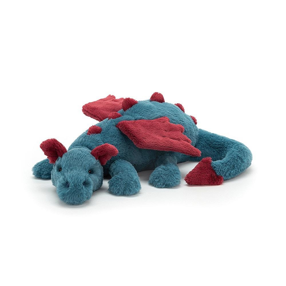 JELLYCAT INC DEXTER LARGE DRAGON