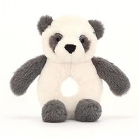 JELLYCAT INC HARRY PANDA RING RATTLE