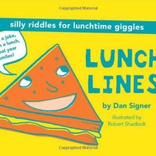 CHRONICLE BOOKS LUNCH LINES