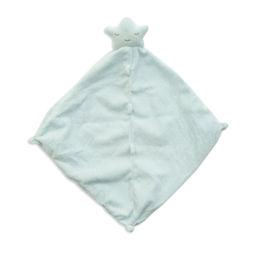 ANGEL DEAR ANGEL DEAR BLUE STAR BLANKIE