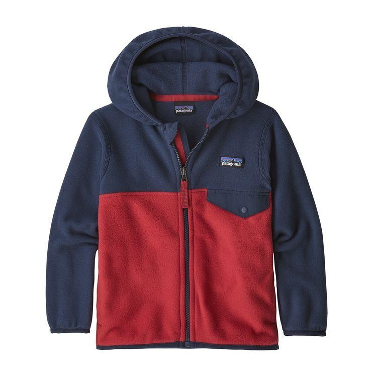 Patagonia Patagonia Baby Micro D Snap T Fleece Jacket