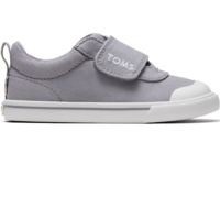 TOMS SHOES TOMS DOHENY DRIZZLE GREY SNEAKERS