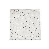 QUINCY MAE ORGANIC RIBBED JERSEY BABY BLANKET