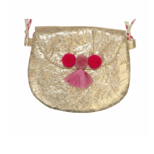 EVERBLOOM EVERBLOOM  METALLIC PURSE