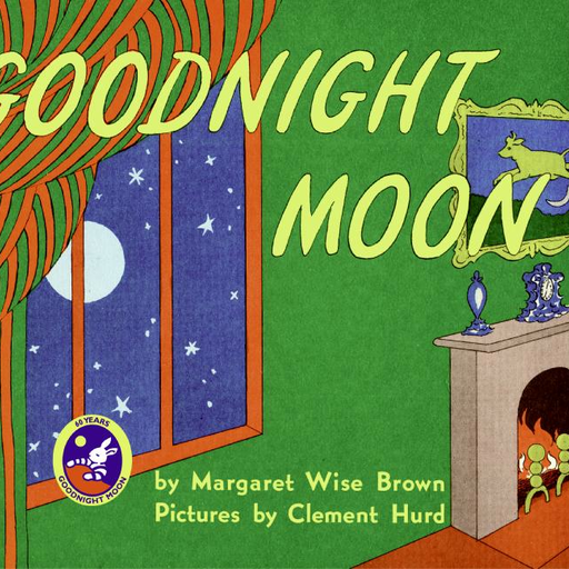 HARPER COLLINS PUBLISHERS GOODNIGHT MOON ANNIVERSARY EDITION BOARD BOOK