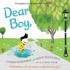 HARPER COLLINS PUBLISHERS DEAR BOY