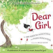HARPER COLLINS PUBLISHERS DEAR GIRL,