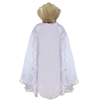 CREATIVE EDUCATION OF CANADA LILAC MERMAID GLIMMER CAPE