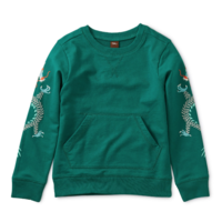 TEA DUELING DRAGONS GRAPHIC POPOVER