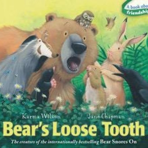 SIMON & SCHUSTER BEAR'S LOOSE TOOTH