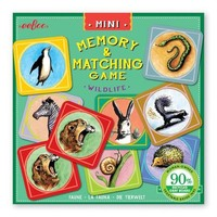 EEBOO MINATURE MATCHING GAMES