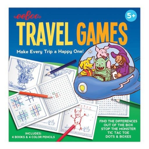 EEBOO TRAVEL GAME SET