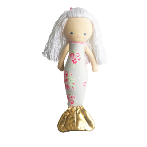 ALIMROSE MERMAID DOLL GREY