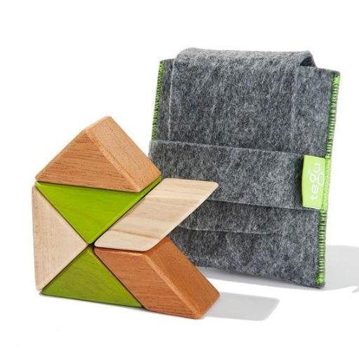 TEGU THE POCKET POUCH PRISM JUNGLE