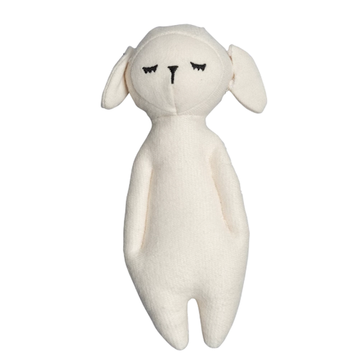 FABELAB SOFT SHEEP RATTLE