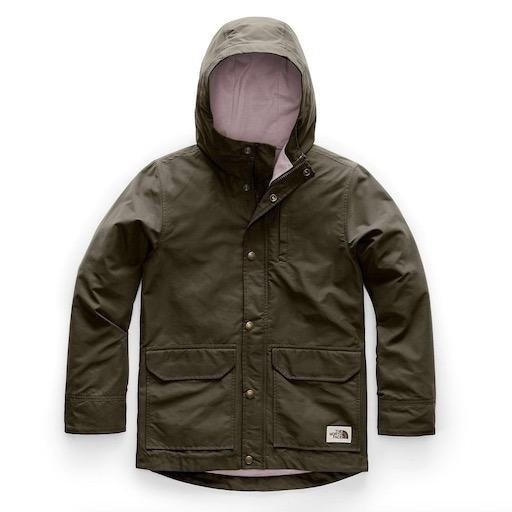 THE NORTH FACE SIERRA UTILITY JACKET